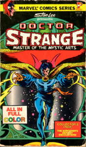 Dr_Strange_Pocket_Books