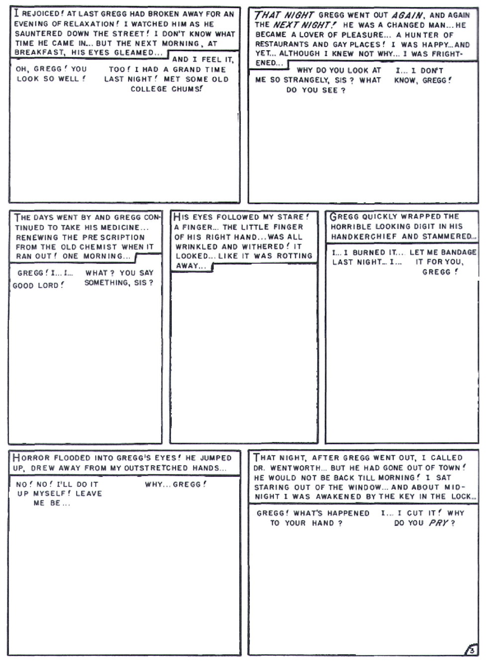 Plotted Page