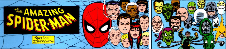 Spider-Man Faces