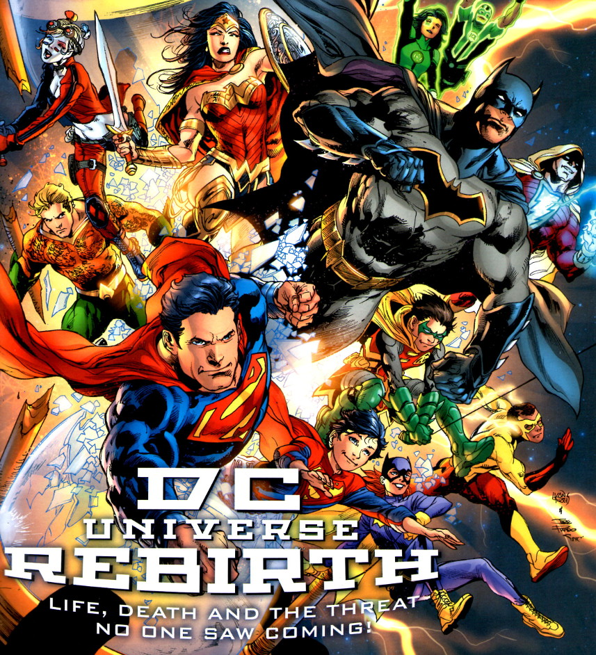 DC Rebirth - Life, Death, and Threat