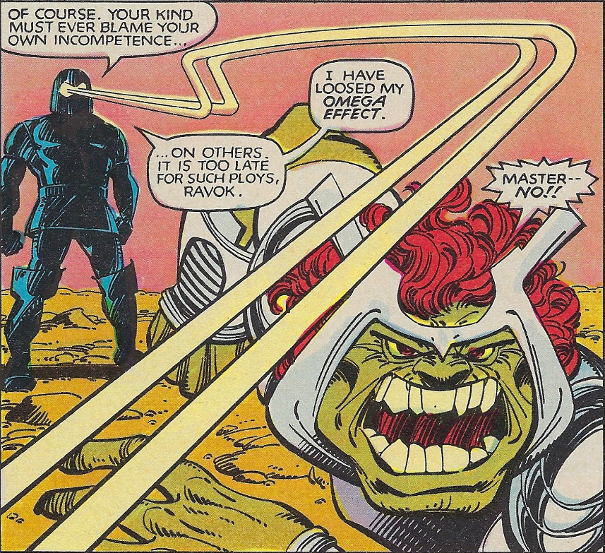 Throughout This Whole Sequence Claremont Is Having Fun Playing Off Of The Physical Similarities Two Teams A Criticism That Was Leveled Against Teen